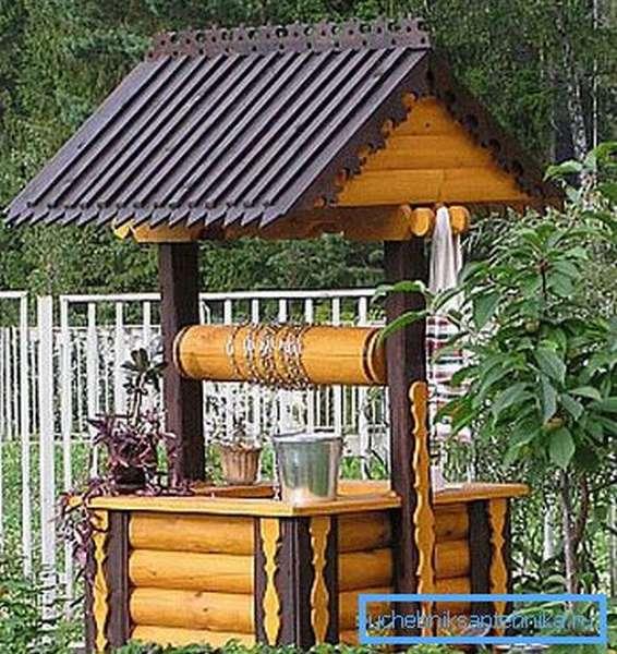 Колодец – отличный вариант автономного водоснабжения