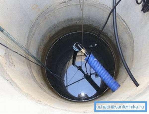 Колодец – один из наиболее распространенных источников водоснабжения.