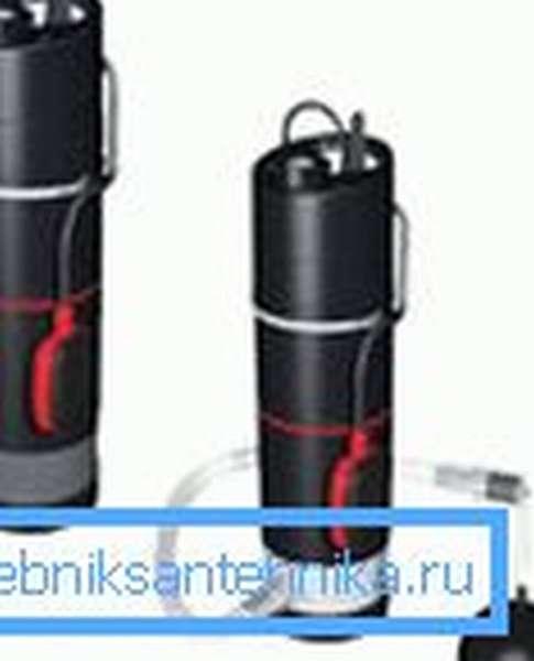 Колодезные аппараты «Grundfos»