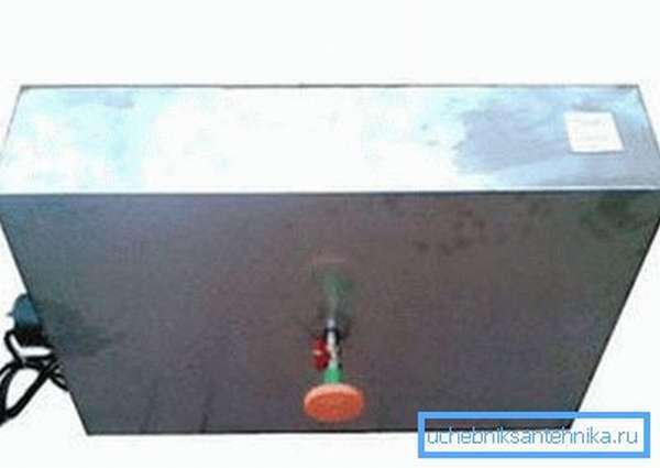 Контейнер для воды из нержавеющей стали