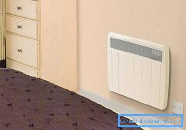 Конвекционный электрический радиатор