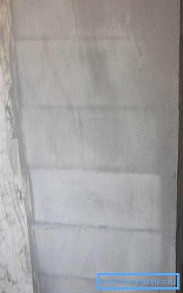 Короб стал таким же, как и до неудачного ремонта
