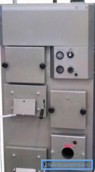Котел – газ/дизель/электричество/твердое топливо