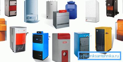 Котел – неотъемлемая часть водяной системы отопления