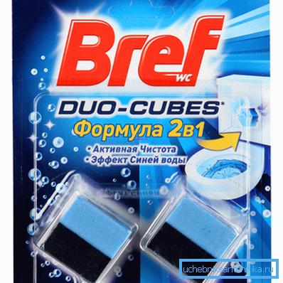 Кубики эффективны и для профилактики, и для устранения неприятного запаха