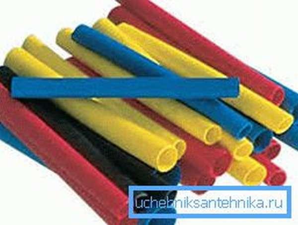 Материал для гидроизоляции проводов