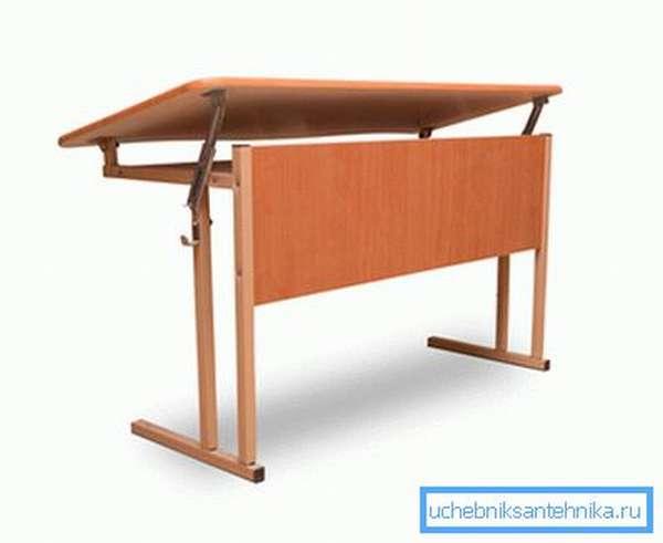 Мебель на основе профилированного материала.