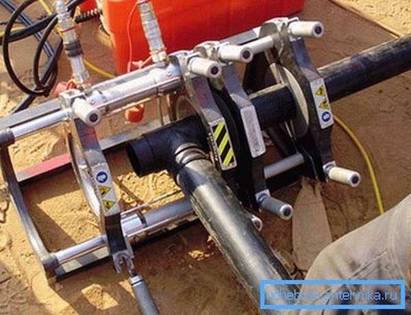 Минимальный размер трубы, с которой могут работать подобные агрегаты