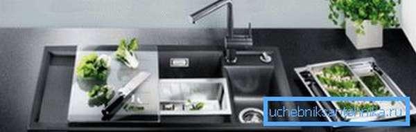 Многофункциональные кухонные станции – современный тренд.