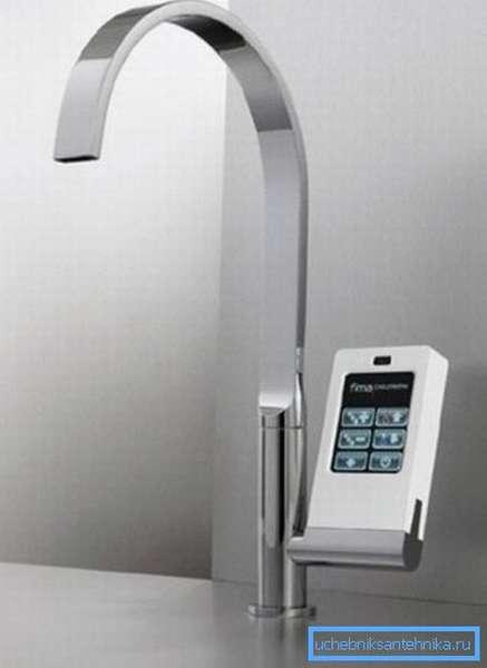 Модификация с сенсором и регулировкой температуры