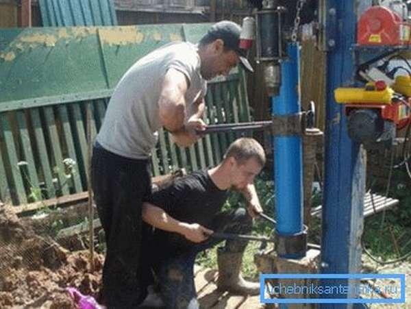 Монтаж обсадки – обязательный элемент бурового процесса