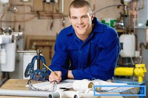 Монтаж системы отопления своими руками начинается с проектирования.