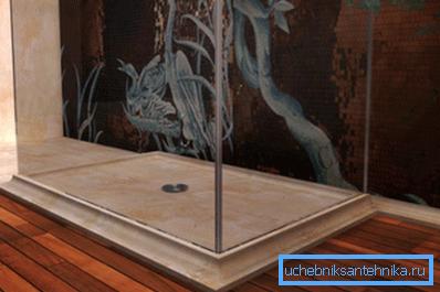 Мрамор идеально подходит для роскошных интерьеров
