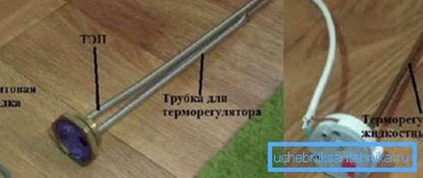 На фото: электрооборудование для вашей конструкции