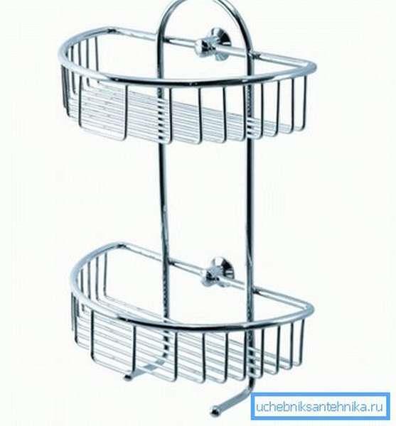 На фото: такие конструкции позволяют воде стекать без каких-либо препятствий, что очень удобно