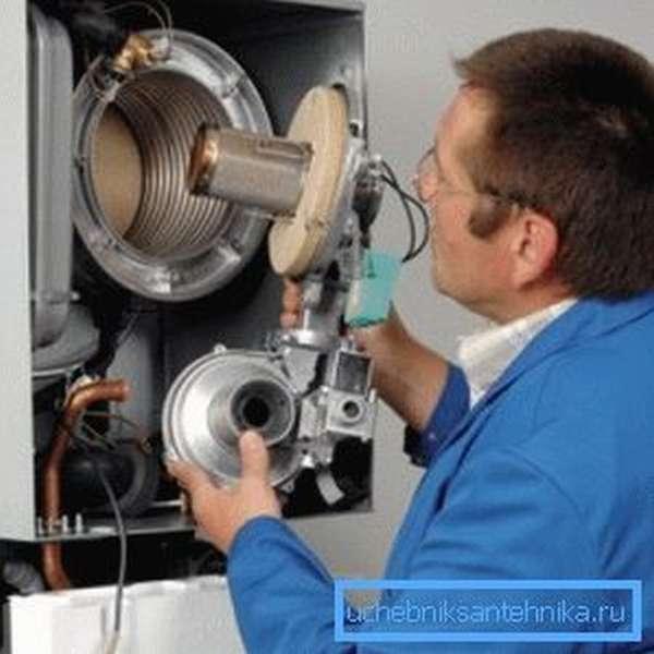 На фото - установку, обслуживание и ремонт проводите с соблюдением установленных норм безопасности