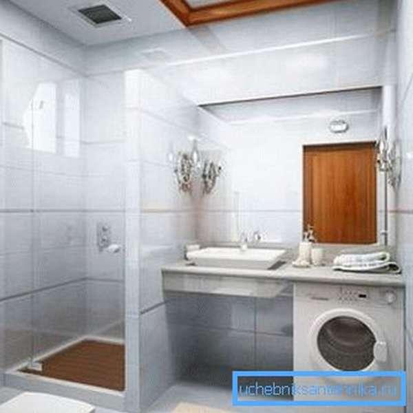 На фото: важно подобрать столешницу, сочетающуюся по цвету и стилистике с остальными элементами в помещении