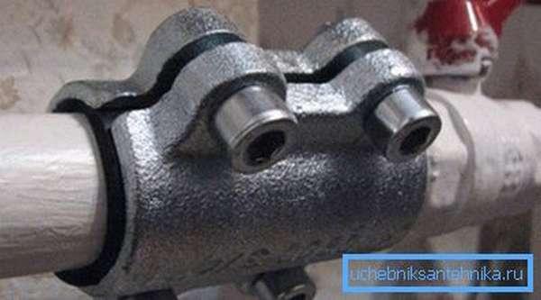 Надежные и долговечные ремонтные хомуты для водопроводных труб