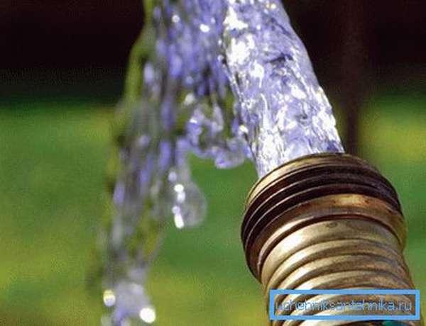 Высокое качество воды гарантировано!
