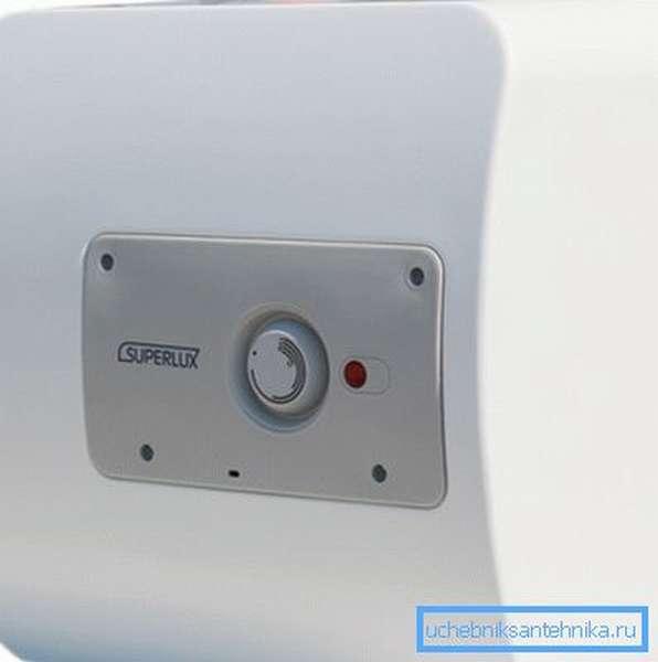 Накопительный водонагреватели электрические на 15 литров под раковину Ariston Superlux NTS 15 UR