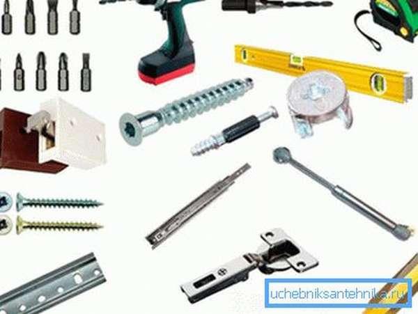 Нам нужен самый простой набор инструментов