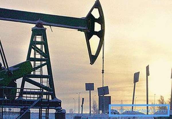 Нефтяная вышка – настоящая проверка износостойкости газоводопроводных труб