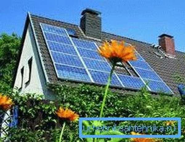 Необходимо точно рассчитать площадь солнечных панелей