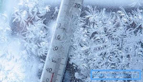 Низкие зимние температуры увеличивают потребность в тепле.