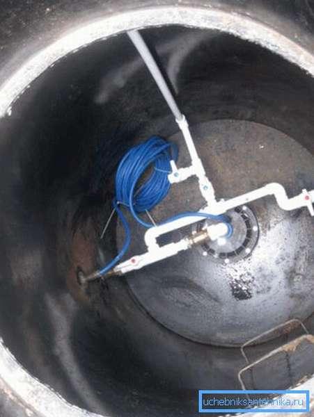 Обустройство водозаборной скважины