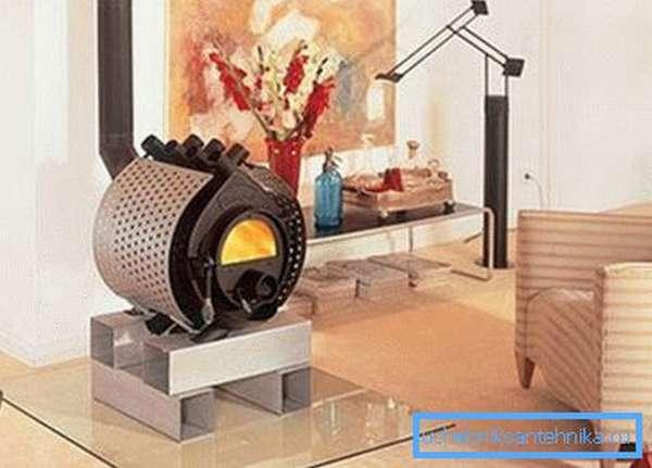 Обязательным элементом конструкции является качественный воздуховод