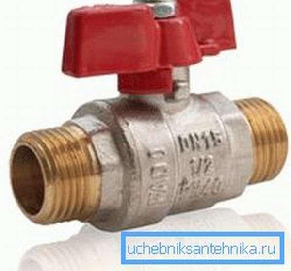 Обычно все фитинги, которые используются при изготовлении трубопровода, имеют специальную маркировку, которая указывает, с каким диаметром труб они могут использоваться