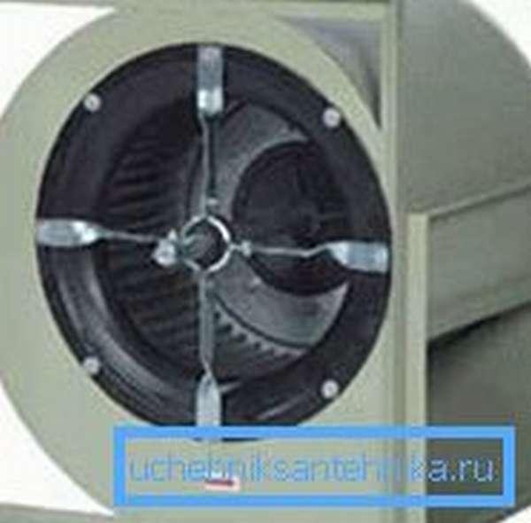 Одни из вариантов вентиляторов, который можно устанавливать для обслуживания небольших помещений