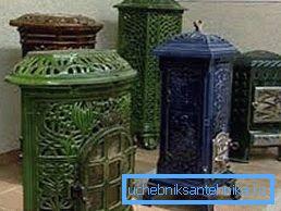 Оригинальные виды конструкций из чугуна, используемые для отопления помещений