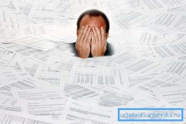 Основное препятствие при установке счетчика – длинная бюрократическая процедура согласования