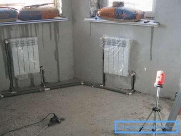 От подбора отопительных приборов во многом зависит микроклимат в помещении