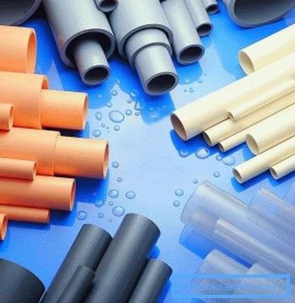 Откажитесь от простых металлических труб в пользу современных металлопластиковых или других материалов