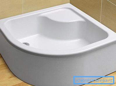 Отличная альтернатива громоздкой ванны