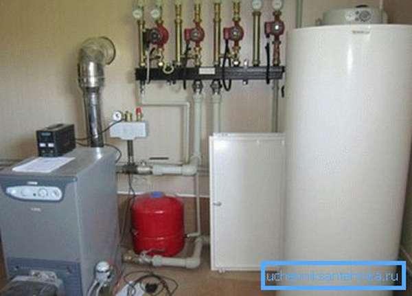 Отопление – одна из важнейших инженерных сетей дома