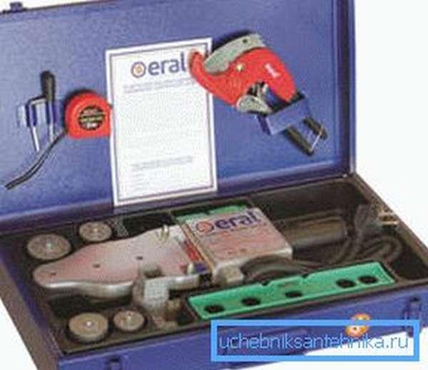 Паяльник Eral ER-01 (LUX)
