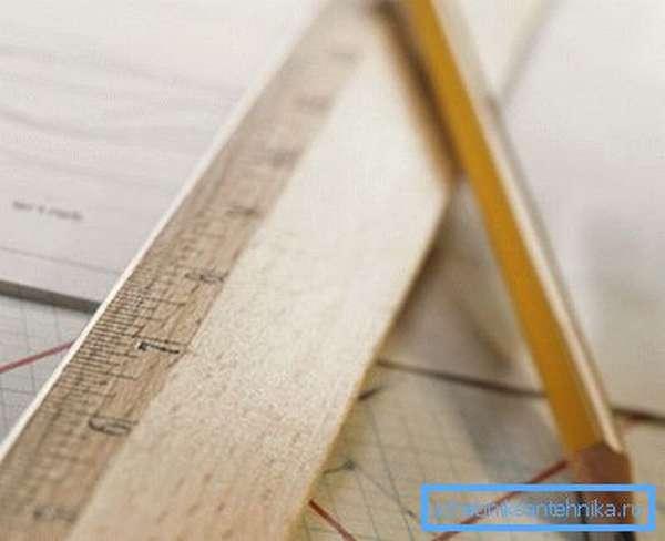 Перед началом работы необходимо выбрать подходящую схему обогрева и составить подробный проект