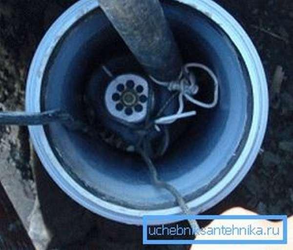 Подъем трубы из скважины для осуществления ремонта