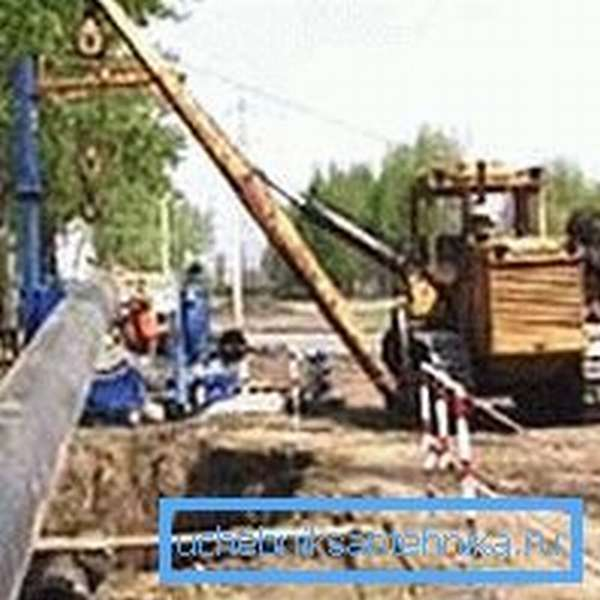 Подключение частного дома к общественной магистрали водоснабжения