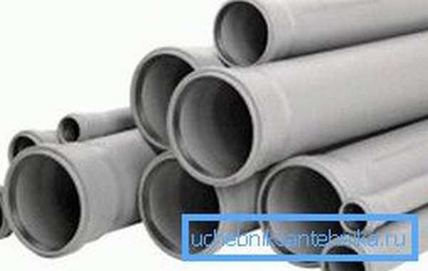 Подобная продукция используется для создания канализационных или вентиляционных систем и в данной статье она рассматриваться не будет
