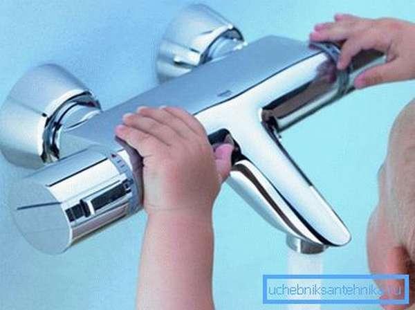 Пользоваться устройством может даже ребенок!
