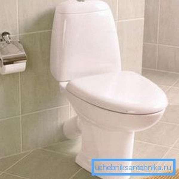 Посещая туалет у себя дома, вряд ли кто-то хочет ощущать себя едущим в поезде