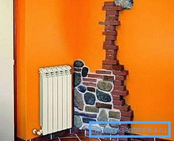 После очистки системы от отложений снижаются расходы на отопление