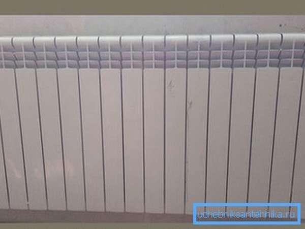 Правильный подбор количества секций создаст комфортную температуру в комнате