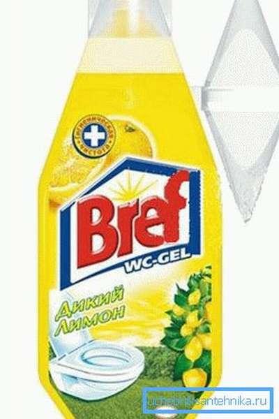 Препарат на основе кислоты - Bref