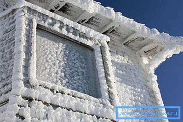 При заниженной тепловой мощности отопления дома едва ли будет тепло.