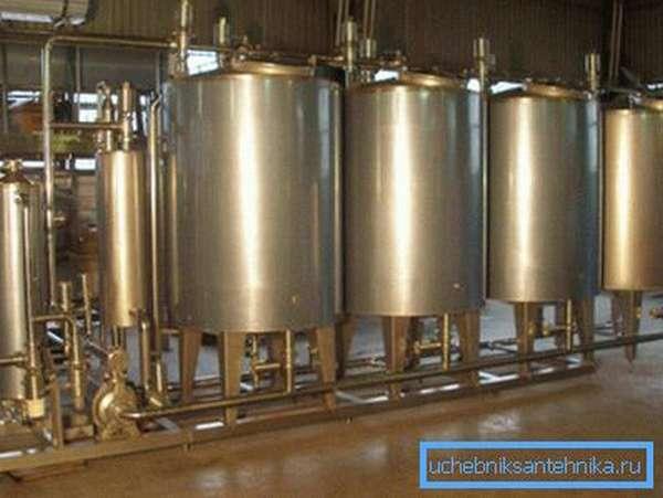 Применение в химической промышленности